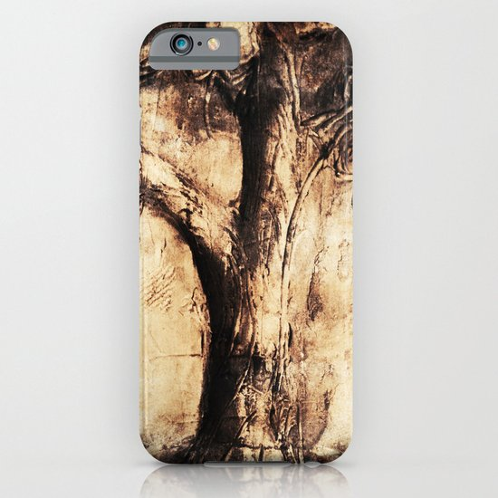 Burnt Tree iPhone & iPod Case