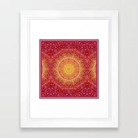 Love Will Find A Way -- … Framed Art Print