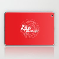Life Is All Right (RED) Laptop & iPad Skin