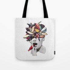 Ωmega-3 Tote Bag