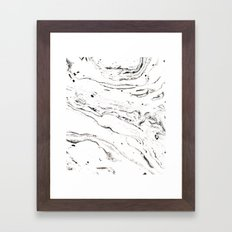 6 Feet Under #society6 #decor #buyart Framed Art Print