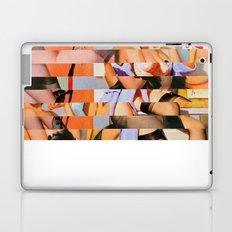 Glitch Pin-Up: Whitney Laptop & iPad Skin