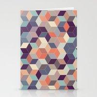 Lavender Garden Stationery Cards