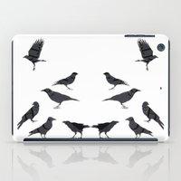 kargalar (crows) iPad Case