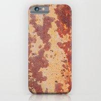 Rust iPhone 6 Slim Case