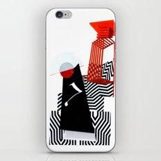 collage love :Monk iPhone & iPod Skin