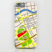 Shanghai Map Design iPhone 6 Slim Case