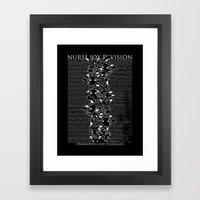 Nurse Joy Division Framed Art Print