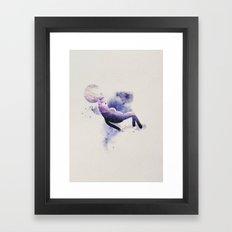 r e l a x s p a z i a l e Framed Art Print