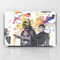 Darth Vader Pointing Lei… iPad Case