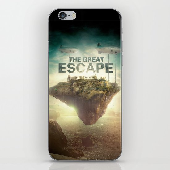 The Great Escape iPhone & iPod Skin