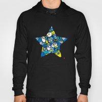 BLUE STAR Hoody