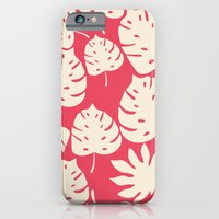 Tropical Leaves iPhone 6 Slim Case