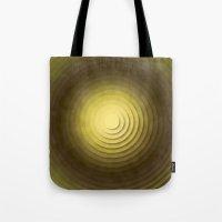 Top Circles  Tote Bag