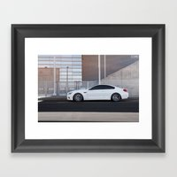 BMW M6 Framed Art Print