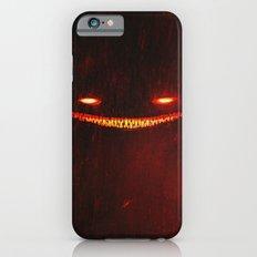 Smile (Red) iPhone 6s Slim Case