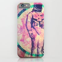 iPhone & iPod Case featuring Moon Man by Riley Lester