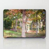 Trees at Wellesley  iPad Case