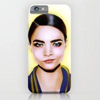 Cara Delevingne iPhone 6 Slim Case