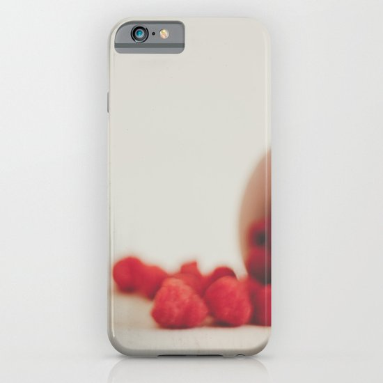 Red is the color of passion iPhone & iPod Case
