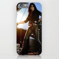 Alice Cooper Fence Stance iPhone 6 Slim Case