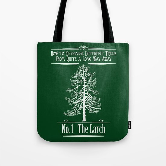 No. 1 The Larch Tote Bag