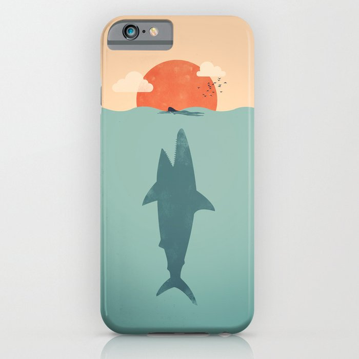 shark iphone case shark attack iphone amp ipod by filiskun society6 5048