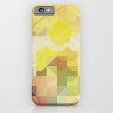 baja sunrise iPhone 6 Slim Case