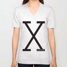 X-Height Unisex V-Neck