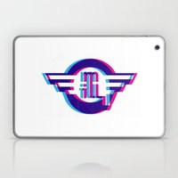 Metro Illusions - 3D Laptop & iPad Skin