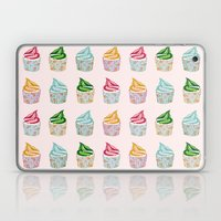 Cute as a multicoloured cupcakes! Laptop & iPad Skin