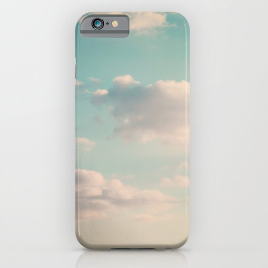 An endless affair with the upper atmosphere iPhone & iPod Case