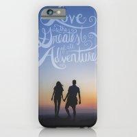 The Greatest Adventure  iPhone 6 Slim Case