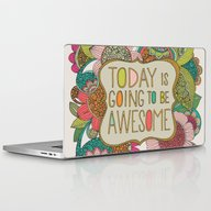 Today Is Going To Be Awe… Laptop & iPad Skin