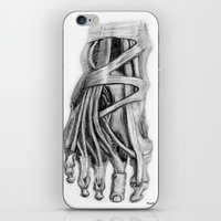 Foot iPhone & iPod Skin