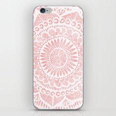 Blush Lace iPhone & iPod Skin