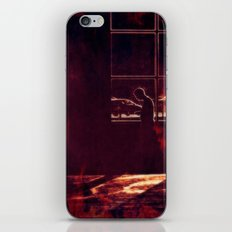 The heat is on iPhone & iPod Skin