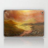 Calling The Sun XIX Laptop & iPad Skin