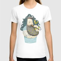 bird T-shirts featuring Bird by Seaside Spirit