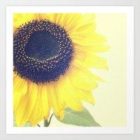 FLOWER 046 Art Print