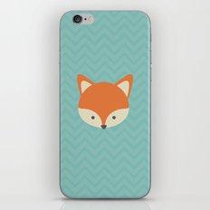 Fox Minimal Illustration iPhone & iPod Skin