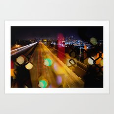 Focus On What's Unclear Art Print