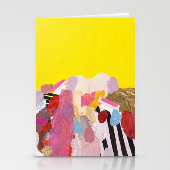Monumental Stationery Card