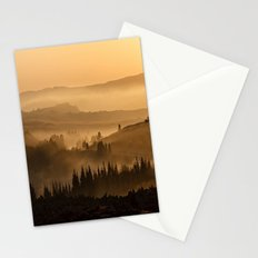 Land ESCAPE Stationery Cards