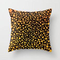 Big Bang Squares Throw Pillow