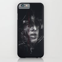 iPhone & iPod Case featuring Portrait by Rafal Rola