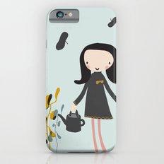 Nature must be nurtured Slim Case iPhone 6s