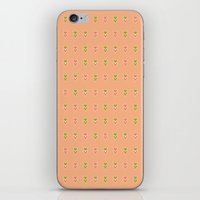 Intersecting Triangles iPhone & iPod Skin
