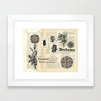 supplemental Framed Art Print