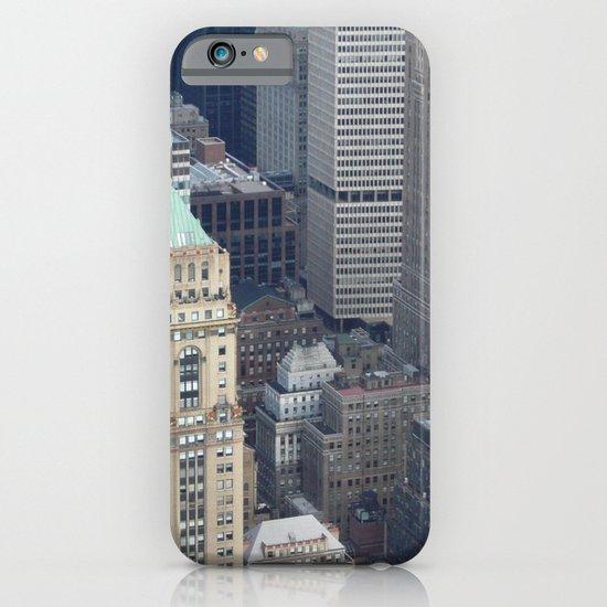 Manhattan Morning iPhone & iPod Case